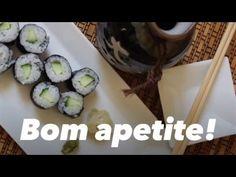 Clara de Sousa - YouTube Sushi, Youtube, Oriental, Ethnic Recipes, Vinaigrette, Rollers, Bon Appetit, Barbecue, Savory Snacks