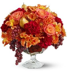 Autumn centerpieces for your Thanksgiving or Fall Miami wedding tables - Miami Wedding Planning | Examiner.com