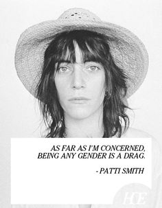 Quote of the Day: Patti Smith