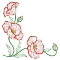 Simple Embroidery Designs, Hand Embroidery Patterns Flowers, Embroidery Cards, Blackwork Embroidery, Embroidery Stitches Tutorial, Creative Embroidery, Machine Embroidery Patterns, Embroidery Techniques, Embroidery Applique