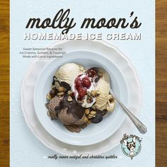 Molly Moon's cookbook (forthcoming May 2012) is available to preorder now!