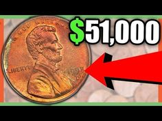 $138,000 RARE PENNY COINS TO LOOK FOR - RARE ERROR PENNIES WORTH MONEY!! - YouTube