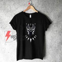 Panther Logo, Black Panther, Cool T Shirts, Funny Shirts, Stranger Things Shirt, Hoodie Sweatshirts, Hoodies, Shirt Shop, T Shirts For Women