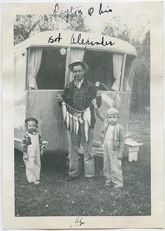 Bob+Alexander+family+with+travel+trailer