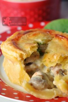 country chicken mushroom pies Maggie Beer