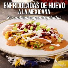 Quick, easy and mostly healthy. Real Mexican Food, Mexican Cooking, Mexican Food Recipes, I Love Food, Good Food, Yummy Food, Breakfast Recipes, Dinner Recipes, Mexico Food