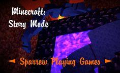 Minecraft Story Mode - прохождение # НАГЛЫЕ ТЕНТАКЛИ # 03