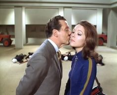 The Avengers - John Steed & Mrs. Peel