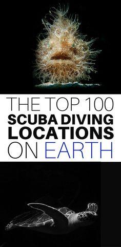 best scuba diving locations