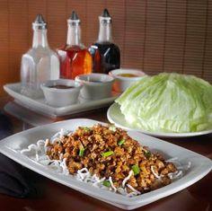 Lettuce Wraps YUM!