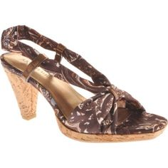SALE - Anne Klein Equity Mid Heels Womens Brown - Was $69.00 - SAVE $12.00. BUY Now - ONLY $57.45.