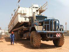 RAC Export Trading: Transportation on oilfield