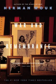 "War and Remembrance - Excellent - time to re-read both books - ""Winds of War,"" also."