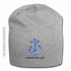 "BEANIE ""MEERFREUDE"" shop.spreadshirt.de/meerfreude  #meerfreude #beanie #beanies #maritim #maritime #maritimes #mütze #hat #hats #head #meer #sea #anker #anchor #mittelmeer #atlantik #mittelmeerküste #atlantikküste #nordsee #nordseeliebe #nordseeküste #ostsee #ostseeküste #ostseeliebe"
