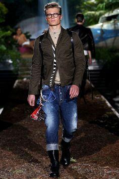 #Dsquared2 Menswear - Great Jacket