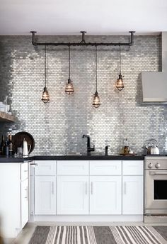 Don't Tell Me Gold & Silver Can't Be Friends. - MEGHAN WINSOR DESIGN BLOG
