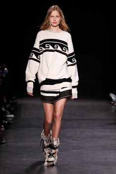 Paris Fashion Week, Ethno auf modernster Weise. Isabel Marant