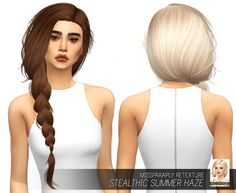 Stealthic Summer Haze: solids at Miss Paraply • Sims 4 Updates