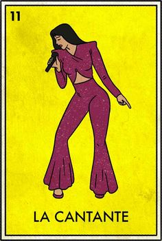 La Cantante These Selena-Themed Lotería Cards Will Make You Smile Your Smile, Make You Smile, Mexico Wallpaper, Arte Fashion, Latino Art, Selena Quintanilla Perez, Chicano Art, Chicano Tattoos, Cholo Art