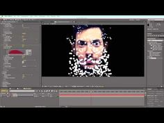 Bubbling Particle Reveal using Trapcode in After Effects Tutorial - YouTube