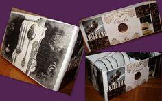 Fedőtartó doboz Decoupage, Kiss, Decorative Boxes, Marvel, Storage, Home Decor, Purse Storage, Decoration Home, A Kiss