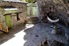 Rooms - Unique villas and houses for rent in Pelion Greece, placed in the beautiful village of Damouchari.
