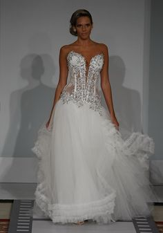Pnina Tornai Wedding Dresses 2013