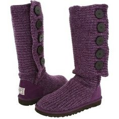 Purple Uggs!!! Love!!!