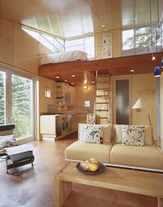 C3 Cabin, VC Architects: 352 sq ft