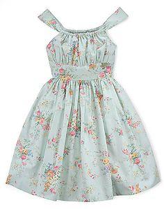 Thank heaven for little girls, and Ralph Lauren.