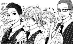 Чтение манги Дневной звездопад 2 - 9 - самые свежие переводы. Read manga online! - ReadManga.me