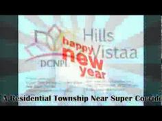 Real Estate Property Project DCNPL Hills Vistaa Indore Wishes You A Very New Year 2014