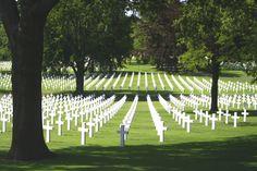 Lorraine American Cemetery, St. Avold, France