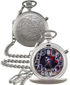 Buy Doctor Who Anniversary Fob Watch at Mighty Ape NZ. Doctor Who – Anniversary Collectors FOB Watch. The Doctor Who Collectors FOB Watch is a commemorative die cast metal pocket watch which features. Doctor Who Merchandise, Last Minute Gifts, Dr Who, Tardis, 50th Anniversary, Jewelery, Geek Stuff, Metal, Silver