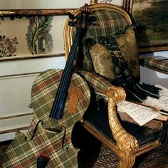 Ralph Lauren Home #Bedford Manor Collection 22 - Textiles