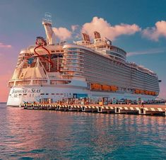 What Are The Best Royal Caribbean Ships Ranked for a Cruise Cruise Travel, Cruise Vacation, Dream Vacations, Vacation Spots, Cruise Boat, Cruise Tips, Symphony Of The Seas, Harmony Of The Seas, Royal Caribbean Ships