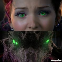 Maleficent in dragon form vs her daughter, Mal. Descendants 2015, Descendants Characters, Disney Channel Movies, Disney Channel Descendants, Disney Movies, Disney Stuff, Sofia Carson, Disney And Dreamworks, Disney Pixar