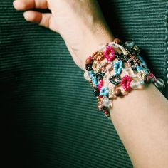 Βραχιόλι Beaded Jewelry, Jewellery, Bracelets, Jewels, Pearl Jewelry, Schmuck, Bracelet, Jewelry Shop, Arm Bracelets