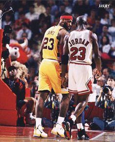 LeBron James says he will return to the Cavaliers next season. Mike Jordan, Michael Jordan Basketball, Basketball Is Life, Basketball Pictures, Basketball Legends, Basketball Players, Basketball Stuff, Kobe Lebron, Lebron James Lakers