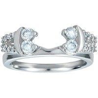 Vintage Inspired Ring Wrap