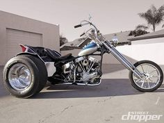 Panhead Trike