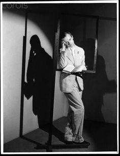 Set Designer and Photographer Cecil Beaton
