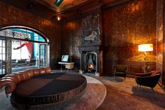 Un hôtel singulier à Anvers
