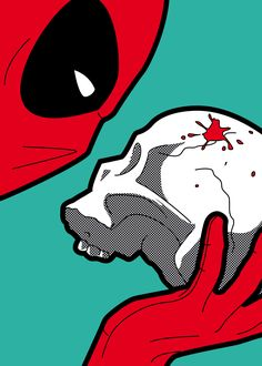 """United Geekdom - Deadpool Virtual Greg Guillemin - """"To Deadpool? Or not to Deadpool? That is the question"""""""