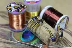 Latex 'n Copper Nymph at Fly Tying Nation