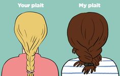 42 Problems All Girls With Thick Hair Have Gone Through