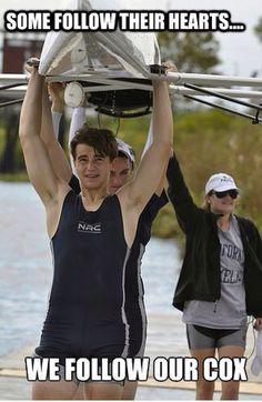Oh the Coxswain life :) #coxswain #crew #rowing