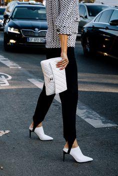 Street Style Paris Fashion Week Primavera Verano 2017 | Galería de fotos 1 de 7 | Vogue México