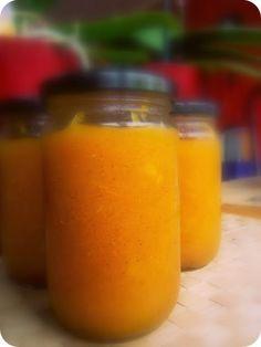 HELLO MORNING!!!: Konfitura z dyni z pomarańczą, imbirem i kardamone...