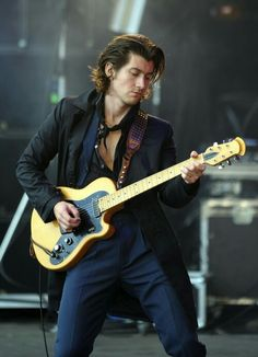 Alex Turner ❤ One The sexiest men